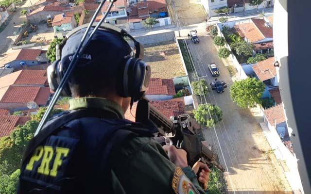 Mais um alvo da 'Operação Capinagem' é preso em Capim Grosso