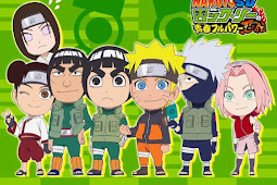 How to Download Anime Naruto SD Rock Lee Bacth Full Episode Subtitle English