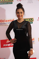 Vennela in Transparent Black Skin Tight Backless Stunning Dress at Mirchi Music Awards South 2017 ~  Exclusive Celebrities Galleries 060.JPG