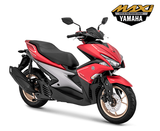 Spesifikasi, Fitur dan Warna Yamaha Aerox 155 VVa S-Version