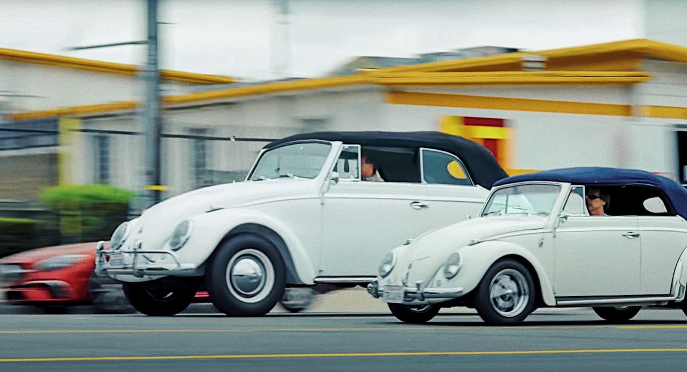 Kleiner Käfer ganz GROSS | Eine VW Käfer wurde zu einem Gigant-Käfer gebaut