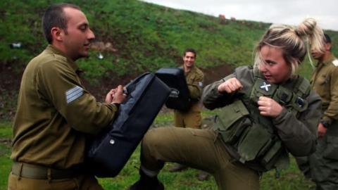 izrael army