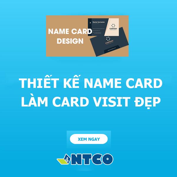 thiet ke name card dep