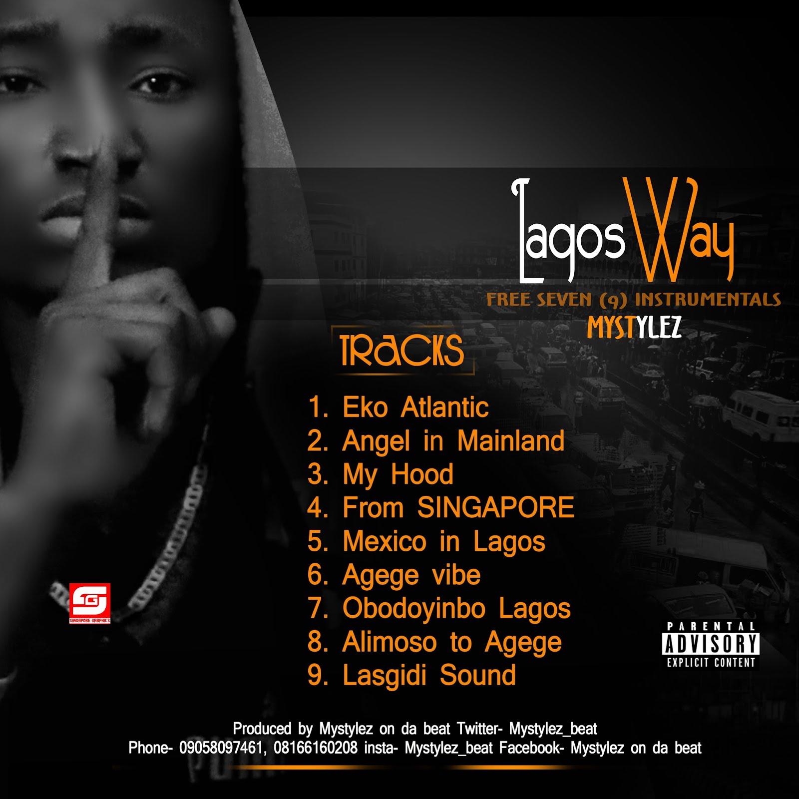 Dj Yk Lagos Beat Instrumental