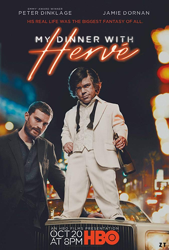 My Dinner with Hervé [HDRip] [Streaming] [Telecharger]