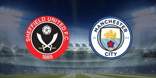 مباراة مانشستر سيتي وشيفيلد يونايتد بتاريخ 29-12-2019 الدوري الانجليزي