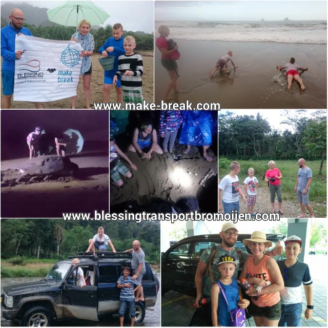 Elzbieta Zalewska family's (PL), transport Yogyakarta-Bromo-Ijen-Sukamade tour-Bali. July 5th-17th, 2017.