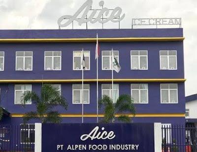 Informasi Rekrutmen Karyawan PT Alpen Food Industry (Es Krim AICE) Posisi Legal Supervisor & Admin Area - Periode Mei 2020