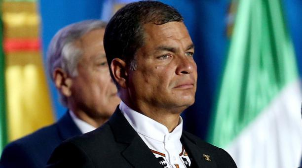 Rafael Correa abuso sexual