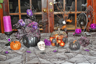 Halloween Decorations - Easy Life Meal & Party Planning