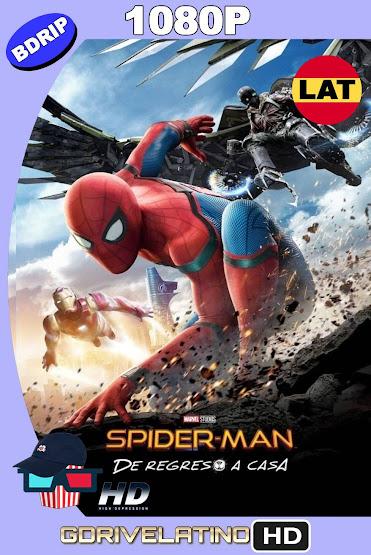 Spider-Man: De Regreso a Casa (2017) BDRip 1080p Latino-Ingles MKV