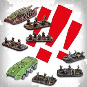 New Releases Dropzone Commander from TTCombat