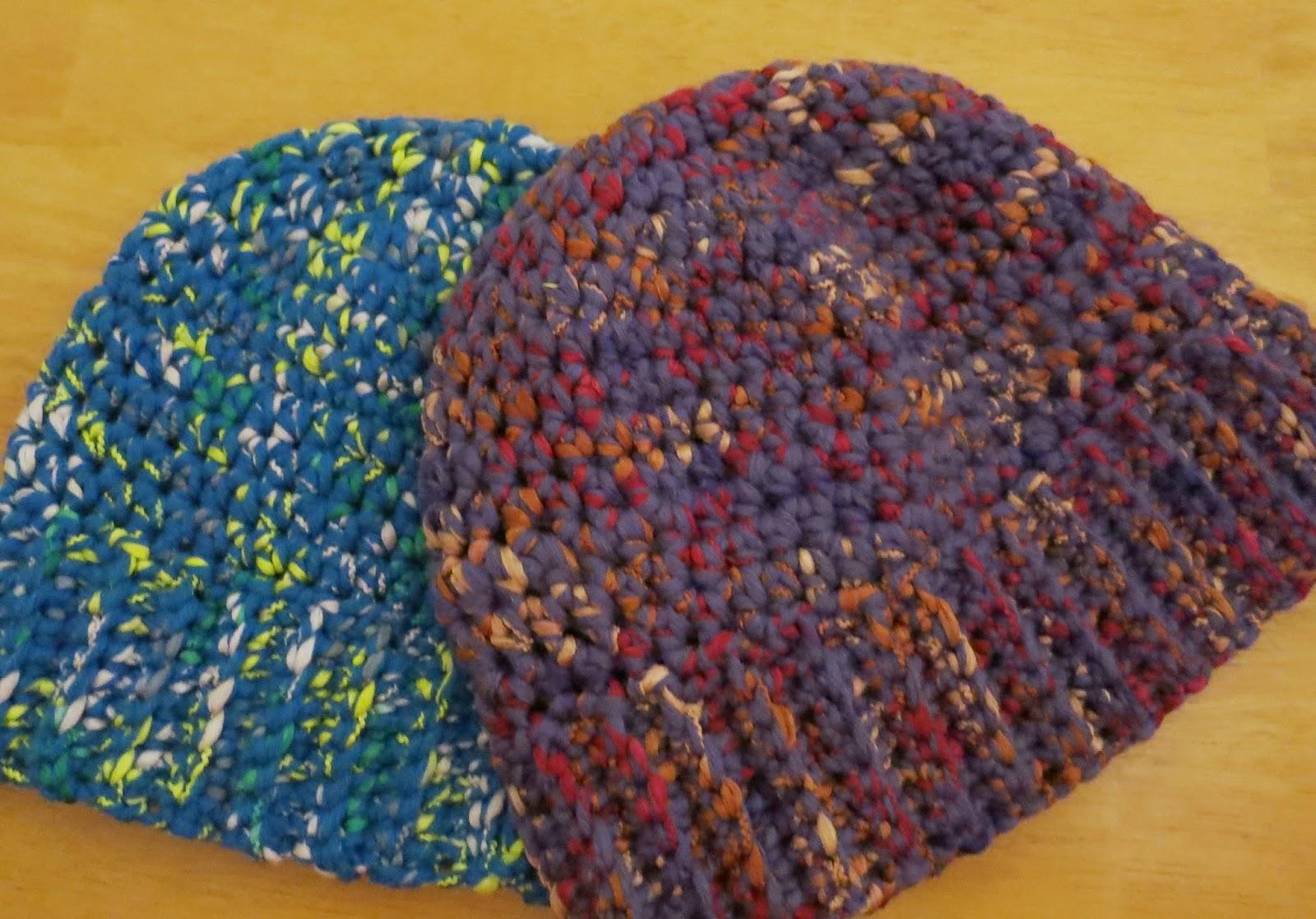 Da S Crochet Connection Ribbed Edge Beanie