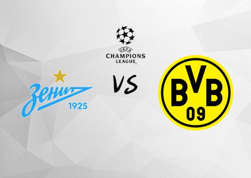 Zenit San Petersburgo vs Borussia Dortmund  Resumen y Partido Completo