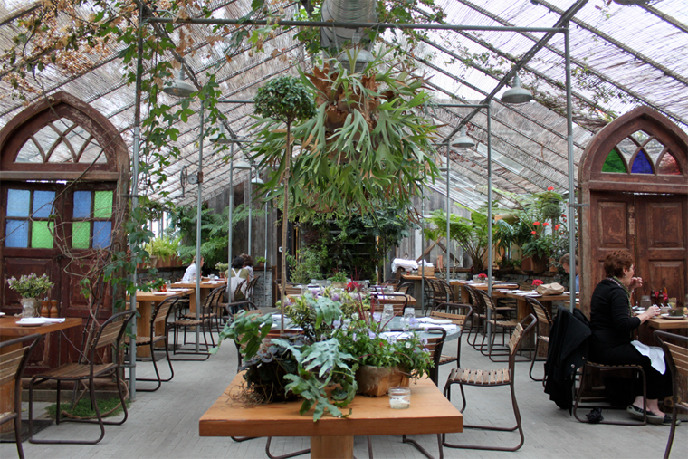 Green Thumb Cafe Hours
