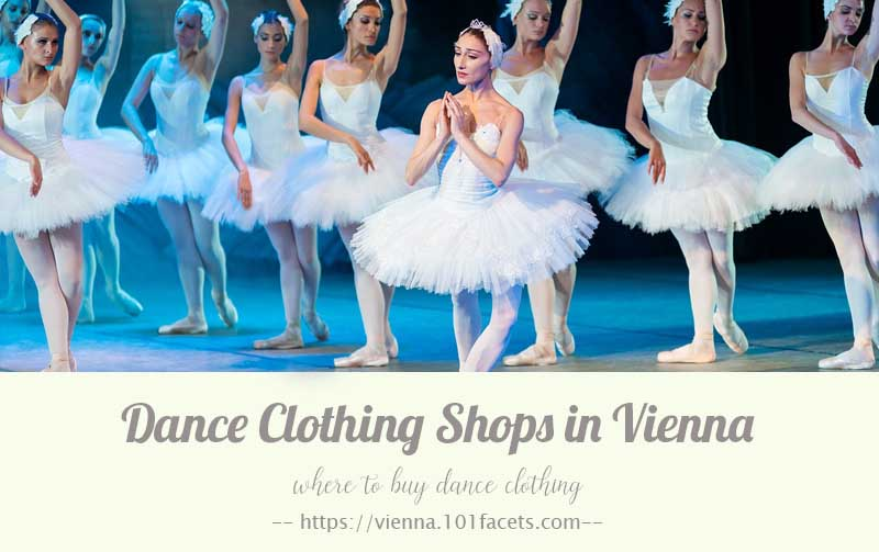Dance Clothing Shops in Vienna
