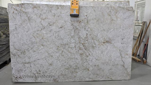 Cristallo White Quartzite NYC 3cm