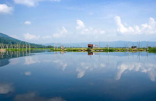 danau rawa pening ambarawa