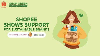 Shopee Earth Day