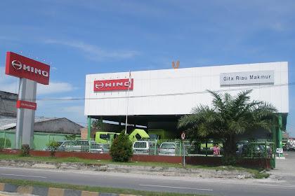 Lowongan Kerja Pekanbaru : PT. Gita Riau Makmur (HINO) Mei 2017