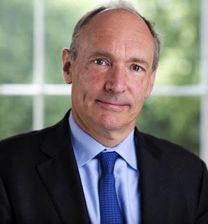 Tim Berners-Lee penemu HTML