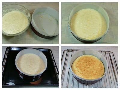 Elaboración del Pastel Japonés 3