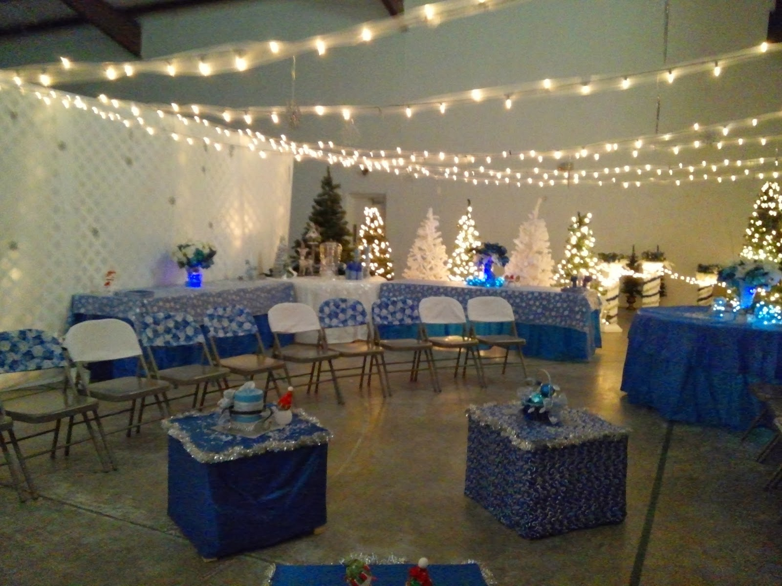 Fabulously Living Ladies Christmas Party Winter