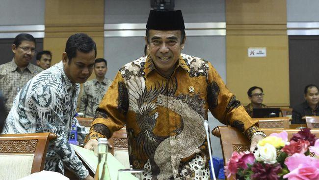 Menag Fachrul Mengaku Dilarang Bicara Lagi soal WNI Eks ISIS. Ini Alasannya