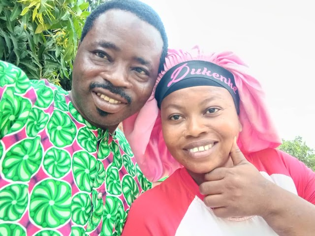 Toyosi, Others Storm Abeokuta For  One- In -Town Comedy Movie, Dukenke