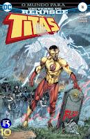 DC Renascimento: Titas #16