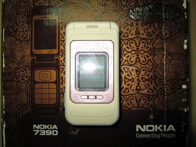 Nokia jadul 7390