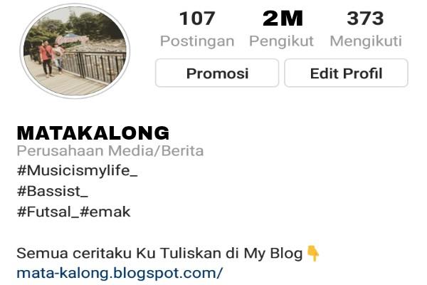 Cara Membuat Backlink Di Instagram