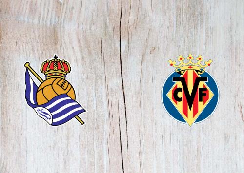 Real Sociedad vs Villarreal -Highlights 29 November 2020