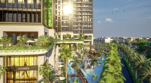 """Sài Gòn đâu chỉ """"Ản Quận 5; Nằm Quận 3, Hát ca Quận 1…"""" - chung cư Sunshine City Sài Gòn"""