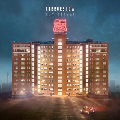 Horrorshow - New Normal (2019) - Album Download, Itunes Cover, Official Cover, Album CD Cover Art, Tracklist, 320KBPS, Zip album