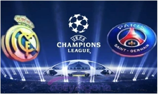 ريال مدريد - باريس سان جيرمان - دوري ابطال اوربا -دوري ابطال اوربا2020/2019-