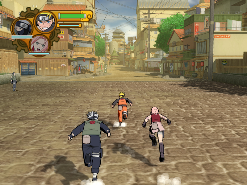 1092954 naruto shippuden  ultimate ninja 5 ps2screenshots249651 - Naruto Shippuden Ultimate Ninja 5.iso PS2