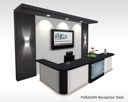 27 Cool Office Furniture Reception