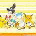 Pikachu Family Promo