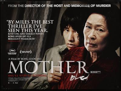Filem Mother dikeluarkan pada tahun 2009