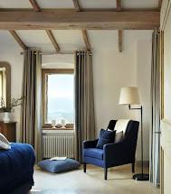 Modern Tuscan Villa Interiors