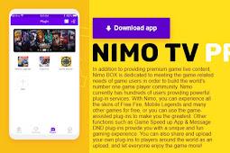 Download Nimo Box Apk Free Skin Versi Terbaru 2019