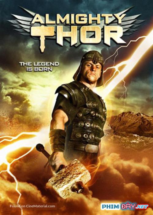 Chiếc Búa Quyền Năng - Almighty Thor (2011)