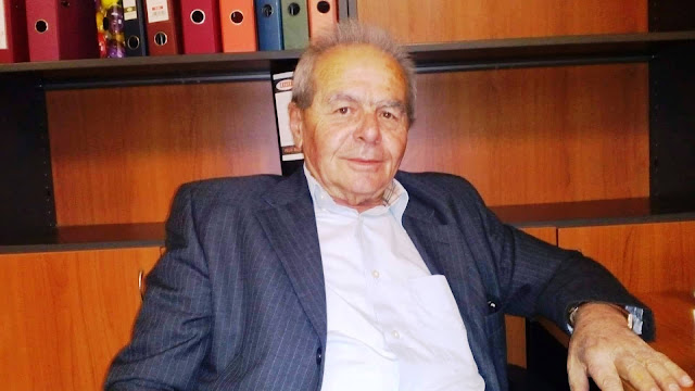 """Δίδυμα Αργολίδας: """"Έφυγε"""" από τη ζωή ο Γεώργιος Μπροδήμας - Συλλυπητήρια Γεωργόπουλου"""