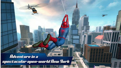 The Amazing Spiderman 2 Apk+Data OFFLINE