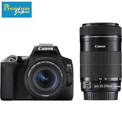 Canon EOS Kiss X10 DSLR Firmware Full Driversをダウンロード