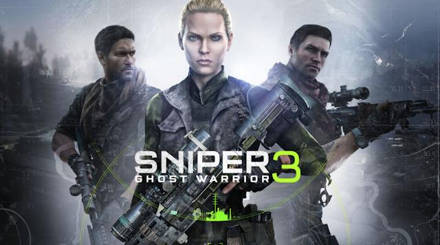Conoce la historia y los personajes de Sniper Ghost Warrior 3
