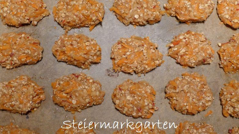 Karotten-Apfel-Kekse-backen-Steiermarkgarten