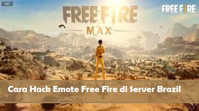 Cara Hack Emote Free Fire