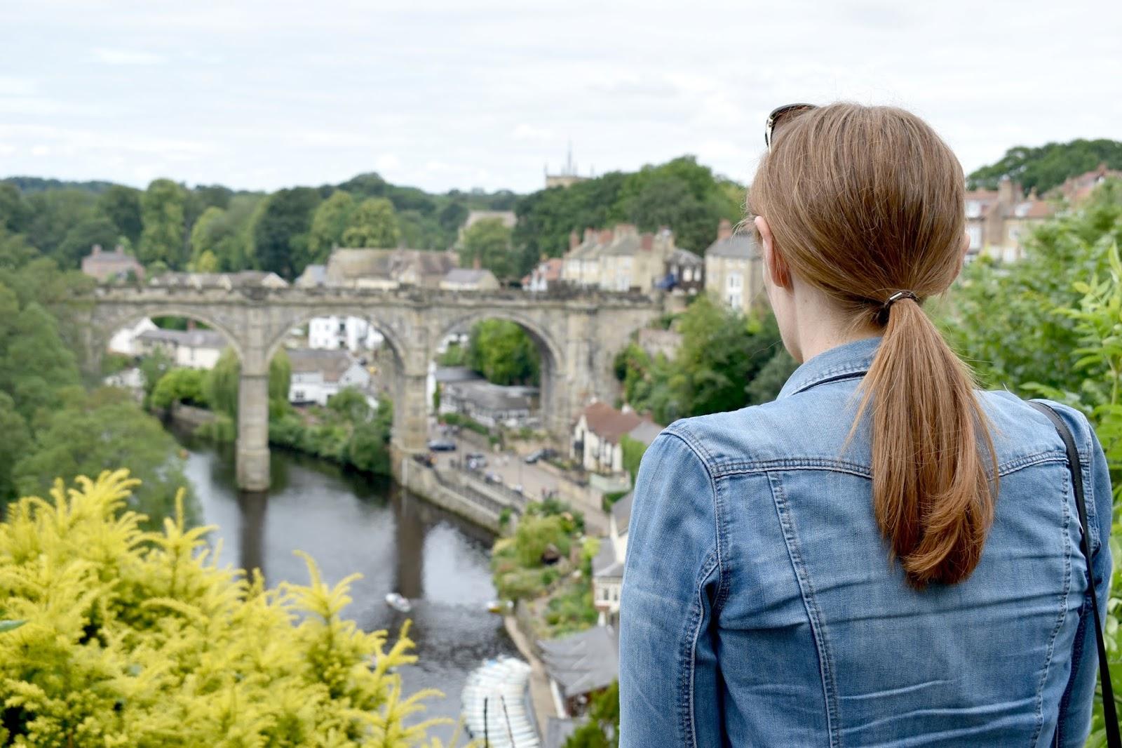 View From Knaresborough Castle